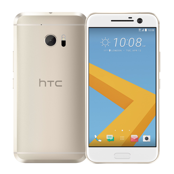 HTC 10 Lifestyle Topaz Gold