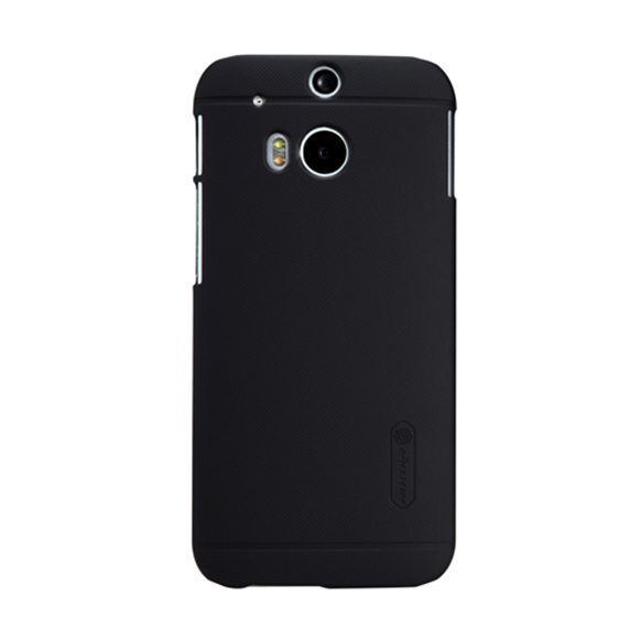 Чехол Nillkin SuperFrosted для HTC One (M8) black