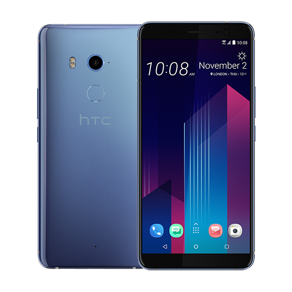 HTC U11+ EEA Amazing Silver 128GB