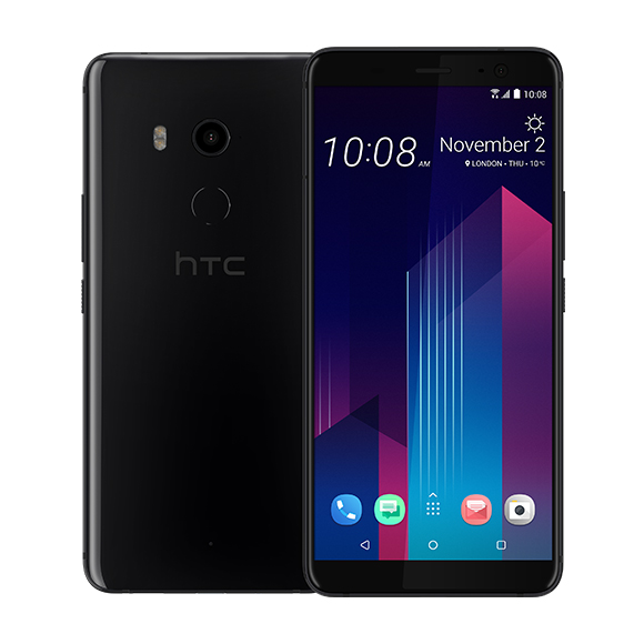 HTC U11+ EEA Ceramic Black 128GB