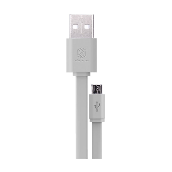 Кабель Nillkin Micro USB cable Grey (серый)